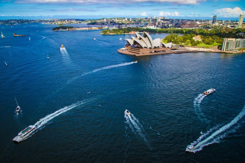 Australia 2000 Travel