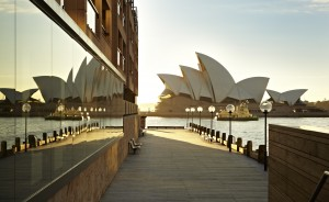 Park Hyatt Sydney - Exterior Cameo Horizontal