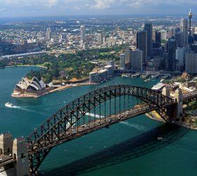 Australia's Capital Cities