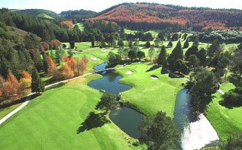 New Zealand Spectacular Golf Tour