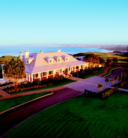 Matakauri Lodge, New Zealand, Selected for Conde Nast Hot List