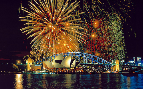 Sydney, New Years Eve Capital of the World