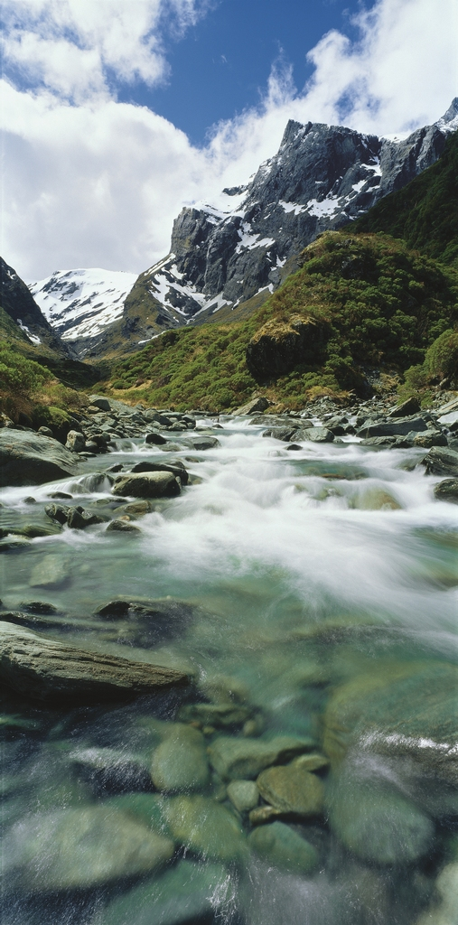 New Zealand Is Middle Earth Australia 2000 Travel
