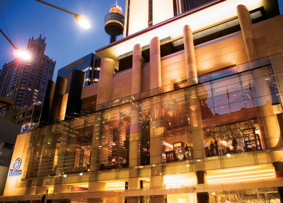 Magnificent Hilton Sydney