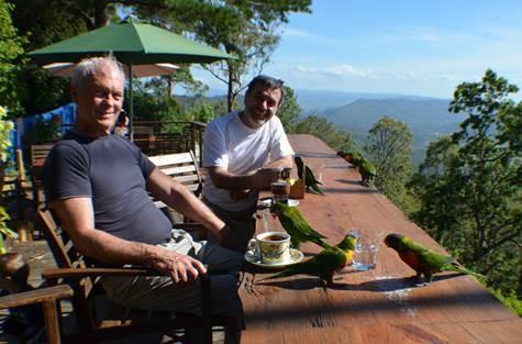 Gerry Fuller & Siamak Gholami