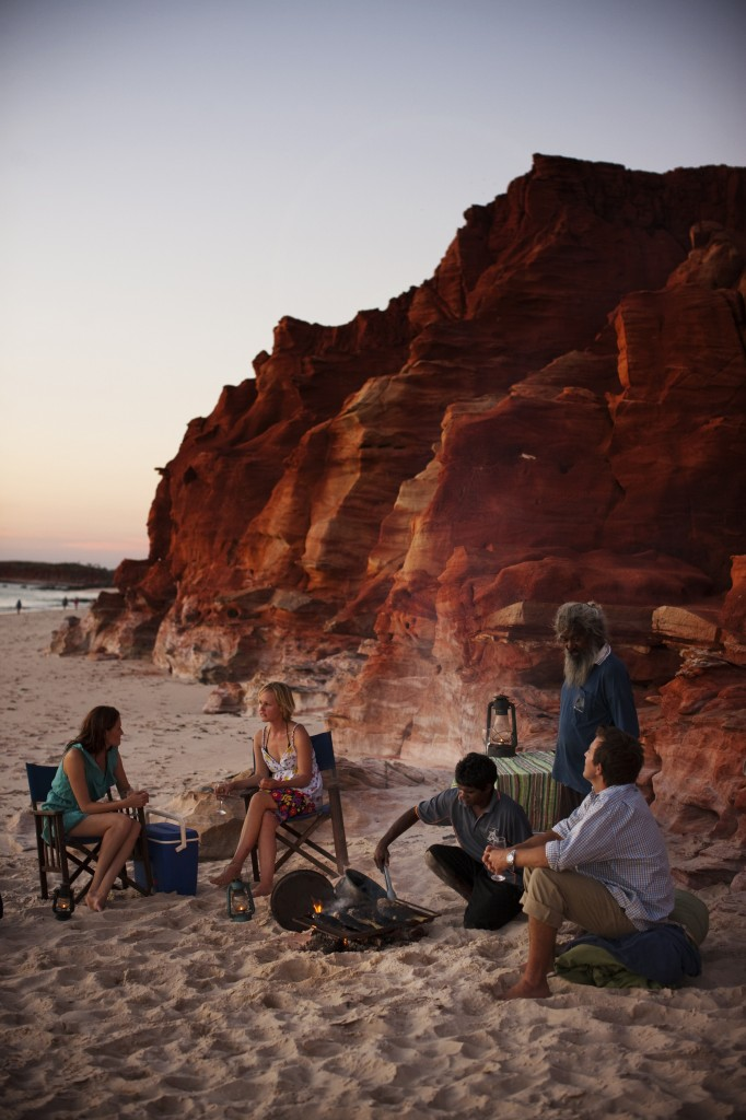 Photo credit to James Fisher & Tourism Australia