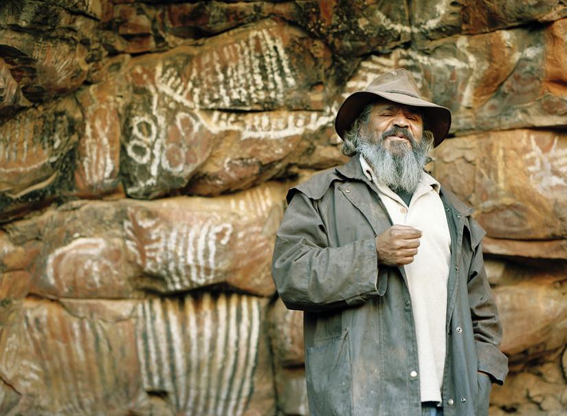 Flinders Ranges-Aboriginal guide